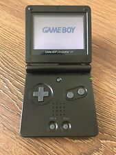 Nintendo Gameboy Advance SP iQue Black Limited Edition AGS-001 Console