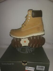 Timberlands Brand New Mens Radford 6 Inch Waterproof Wide Fit Boots Wheat UK 7.5