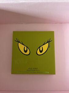 Kylie X Grinch Eyeshadow Palette