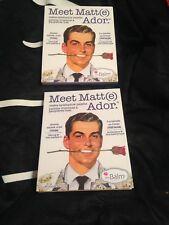 theBalm Meet Matt(e) Ador Matte Eyeshadow Palette - $42 R/T - AUTHENTIC