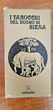 Tarot editalia i tarocchi del duomo del siena 1982