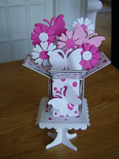 Hand made pop up card Birthday/Thank you personalised Mum, Daughter,Auntie Etc