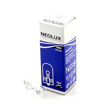 1x 501 W5W Neolux interni portaoggetti Lampadina Luce basso costo di sostituzione