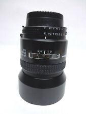Objektiv - Nikon AF Nikkor 85mm 1:1.8 + Nikon HN-23  (11274315)