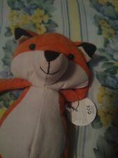 Manhattan Toy Folksy Foresters Fox Plush Toy