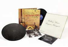 "THE ROLLING STONES Beggars Banquet 50th Anniversary Box Set Vinyl LP, 12"", Flexi"