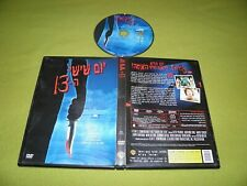 Friday The 13th - Part 1 (1980) - RARE Israel Made Hebrew Cover DVD Dolby 5.1