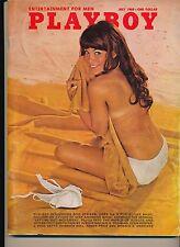 May 1969 Playboy VERY GOOD CONDITION Barbi Benton Nancy McNeil Rod Steiger