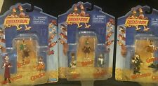 New listing 2000 Playmates Toys Figures Dreamworks Studio Chicken Run Collectibles Set Of 9