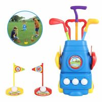 Kids Mini Putter Golf Club Golf Set Plastic Toy Child Outdoors Sports XMAS Gift