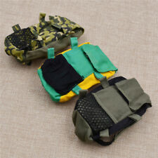1:6 Scale Action Figure Toy Camouflage Backpack Shoulder Bag Accessories Random