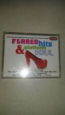 flared hits & platform shoes music cassette album    fast dispatch