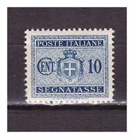 S27236) Italy Lieutenancy 1945 MNH Postage Stamps c.10 Saxon #35