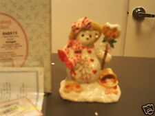Cherished Teddies _ Delight - I will melt your heart - bear with heart sign