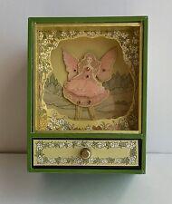 Sankyo Shoji Dancing Fairy Music Box - Waltz of the Flowers