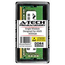 A-Tech 8GB DDR4 2400 MHz PC4-19200 1.2V 1Rx8 Memory RAM for ASUS X555QA
