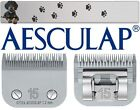 """Aesculap - MOSER - choix - Oster - Andis Tête de rasage taille 15/1,2 mm """""""
