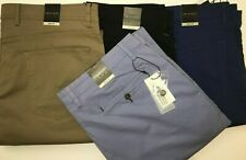 Britches  MEN'S 5-POCKET STRAIGHT FIT FLAT FRONT PANTS/ CHINOS PRP $69