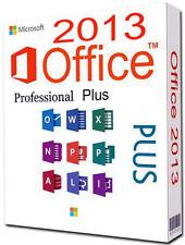 Microsoft Office 2013 Pro Plus - 1 PC Download License