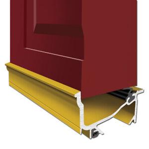 EXITEX Macclex 25mm Clearance Threshold Door Sill - Gold