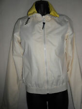 NEW Bench white/yellow jacket XS RRP £99