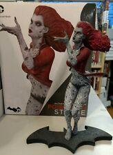 DC Comics Poison Ivy Batman : Arkham Asylum Statue w/ Box