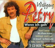 Wolfgang Petry Wenn ich geh' (compilation, 27 tracks, 1999, box) [2 CD]