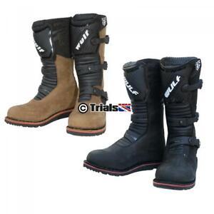 WulfSport LA Boot - In Black or Brown - Trials/Trail/Adventure/Offroad
