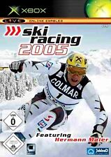 Ski Racing 2005 featuring Hermann Maier - Ski Alpin für Microsoft Xbox Neu/Ovp