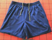 ATHLETIC WORKS DRI.MORE MEN'S Sz 2XL (waist 40-46) STRETCHABLE OUTDOOR SHORTS