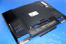 "Dell Alienware M15x P08G 15.6"" Genuine Laptop Bottom Case w/Cover Door 443TM ER*"