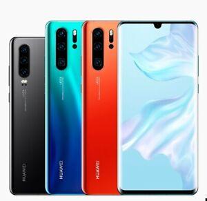 Huawei P30 128GB 6.1 Inch Smartphone - Unlocked Sim Free - Very Good Condition