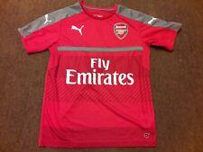 Authentic Puma Arsenal Training Top Football Shirt. 13-14 YEARS.