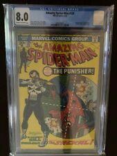 The Amazing Spiderman #129 CGC 8.0