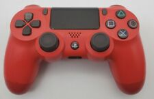 Sony PlayStation 4 PS4 DualShock 4 Wireless Controller - Magma Red CUH-ZCT2U