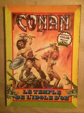 CONAN (ARTIMA COLOR MARVEL GEANT) - T2 : Le temple de l'idole d'or