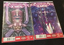 Ultimate Comics X-Men Cataclysm Issues 1-2