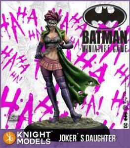 Batman DC Miniature Game Knight Models Jokers Daughter