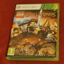 LEGO The Lord of the Rings (Microsoft Xbox 360, 2012) free postage