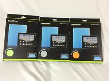 Ipad 2 Back Cover Lot Of Three Smart Armor Bracketron Orange Gray And Green