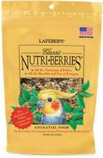 LM Lafeber Classic Nutri-Berries Cockatiel Food 10 oz