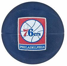 Spalding Nba Mini size 3 Philadelphia 76Eers Outdoor Rubber Basketball