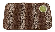 Animal Instincts Collection Bathroom Floor Mat Rug 20 x 31.5 Multiple Styles