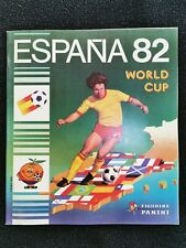RARE!!! Original Panini Espana '82 - 1982 - empty album - mint condition -