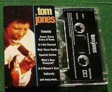 Tom Jones Self Titled inc What's New Pussycat + Cassette Tape - TESTED