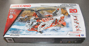 Meccano Aerial Rescue Set 16211