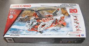Meccano Aerial Rescue Set 16211
