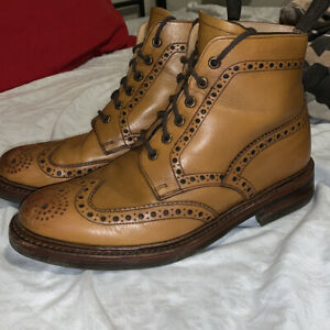 Loake 1880 Bedale Boots Made In England