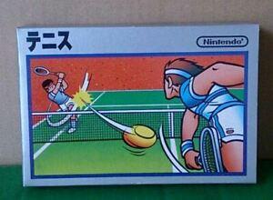 New ! Tennis / FC NES Nintendo Famicom software Japanese version