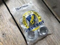 VINTAGE PEUGEOT FRENCH HEADSET 25X1 HEAD SET M25 X 1 FRENCH THREADS PX10 PY10